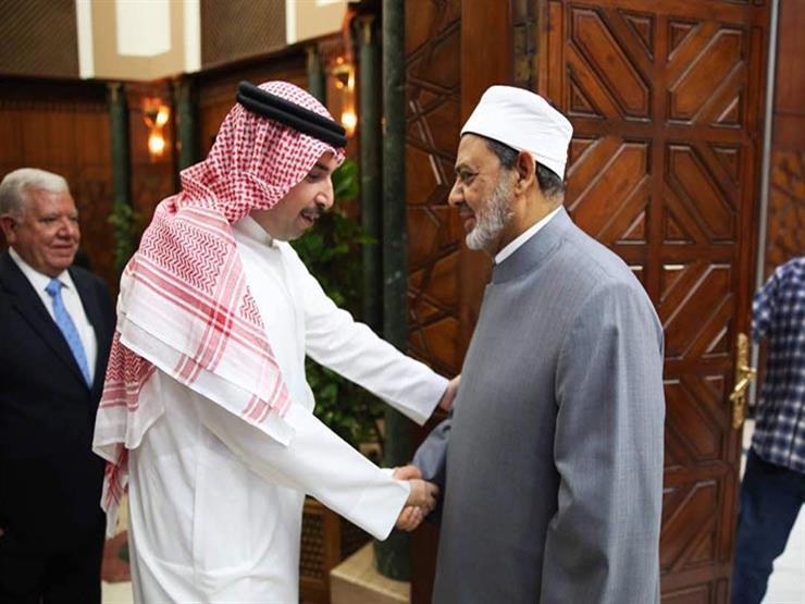 الطيب لسفير البحرين: المنطقة العربية تحتاج لجهود لإنقاذ شبابها من التطرف