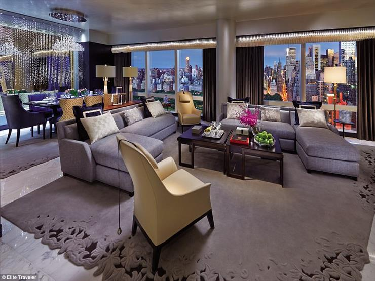 أفخم 10 أجنحة فندقية في العالم.. الليلة بـ1.5 مليون جنيه