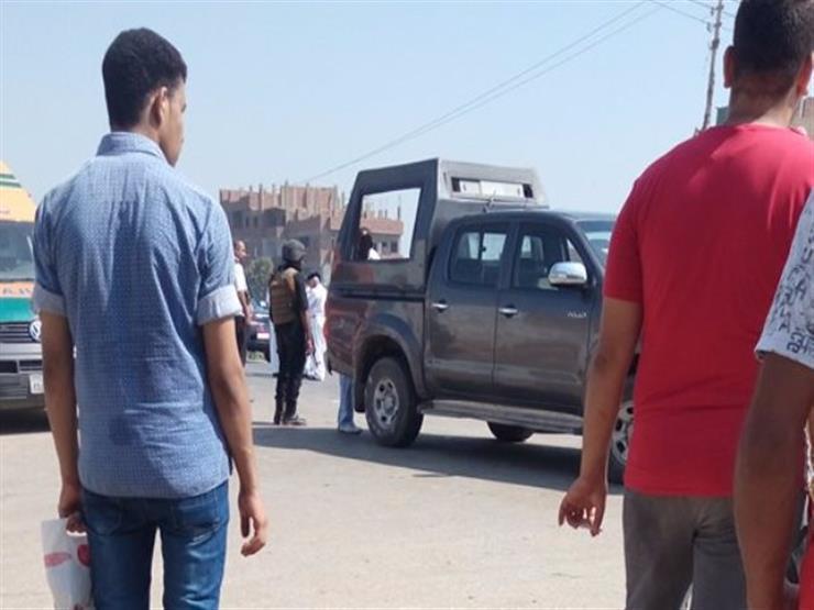 بالفيديو شاهد عيان يروي لمصراوي تفاصيل حادث هجوم البدرشين ا...مصراوى