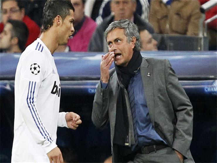 ماذا قال مورينيو عن عودة رونالدو لليونايتد؟