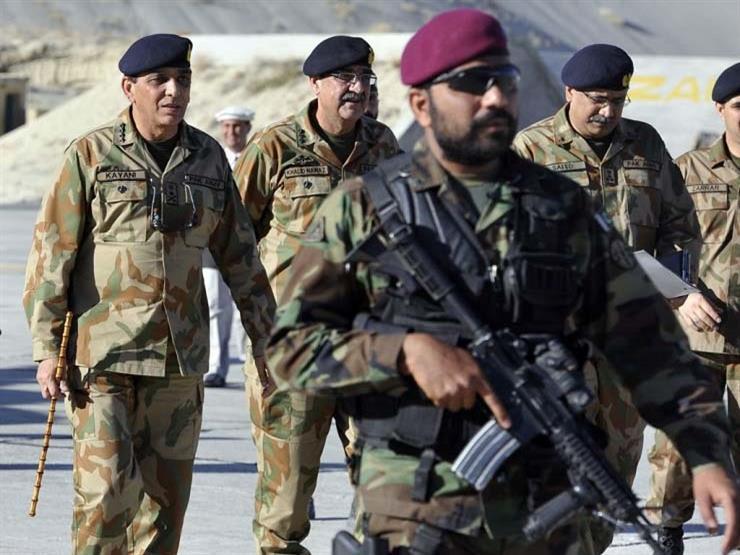 الجيش الباكستاني: مقتل 4 جنود في كشمير