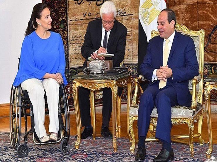 نائبة رئيس الأرجنتين: نرغب في دعم العلاقات مع مصر