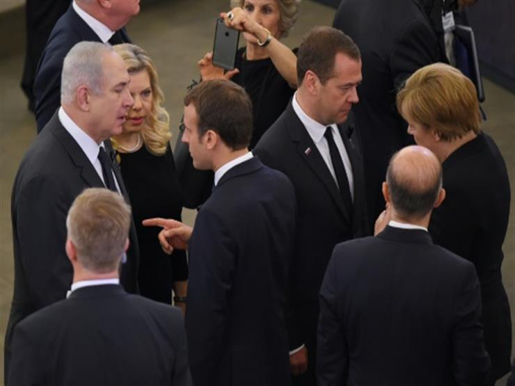 نتنياهو في باريس لإحياء ذكرى حملة فيل ديف مع ماكرون