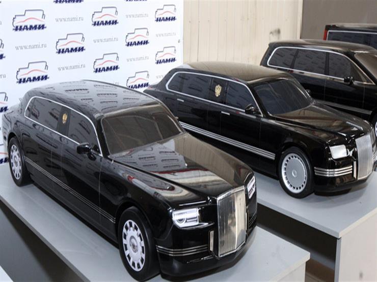 """""""الكرملين"""" يكشف عن مواصفات محرك سيارة الرئيس الروسي الجديدة"""