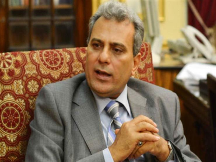 افتتاح شبكة مكافحة الحريق في جامعة القاهرة.. ونصار الإطفاء...مصراوى