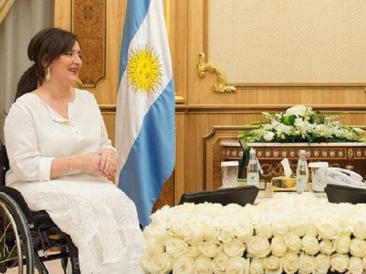 نائبة رئيس الأرجنتين: مصر شريكا استراتيجيا لتنمية اقتصادنا