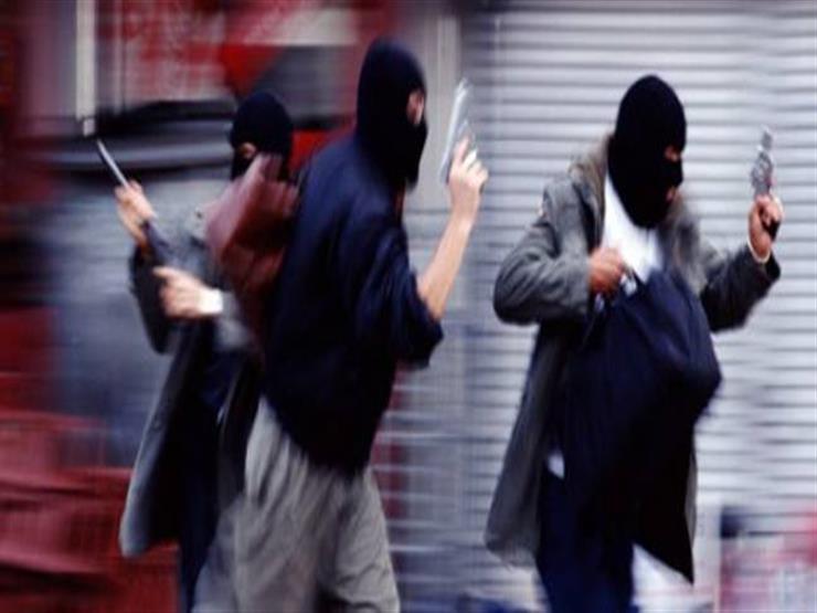 ضبط متهم في واقعة السطو المسلح على شركة صرافة بوسط البلد