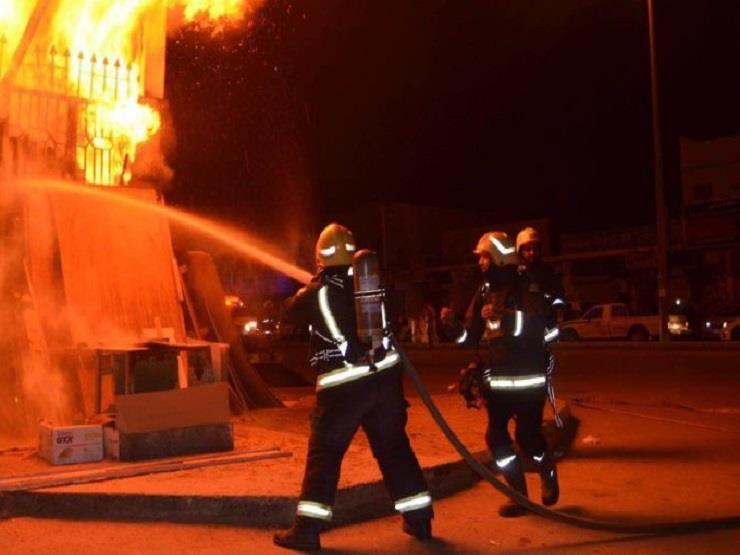 مدير الحماية المدنية: سيطرنا على حريق المصرية للاتصالات بـ15...مصراوى