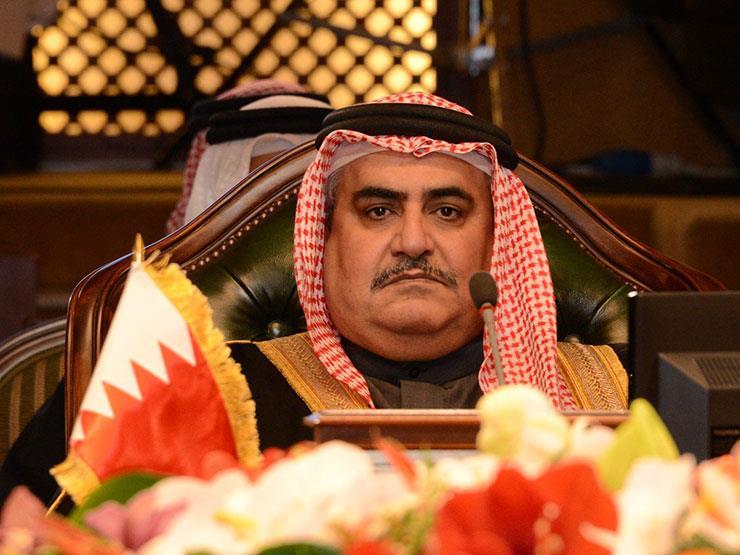 وزير الخارجية البحريني: على قطر الالتزام بتعهداتها