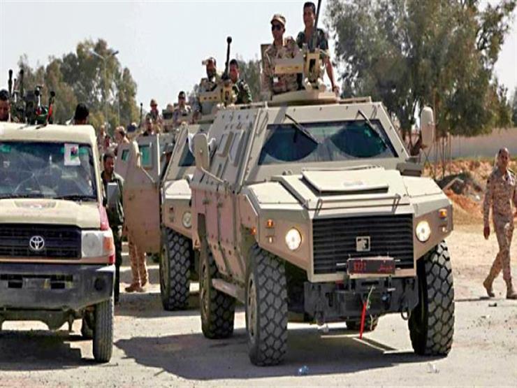 قائد بالجيش الليبي: نحن على أهبة الاستعداد لاقتحام مدينة درنة