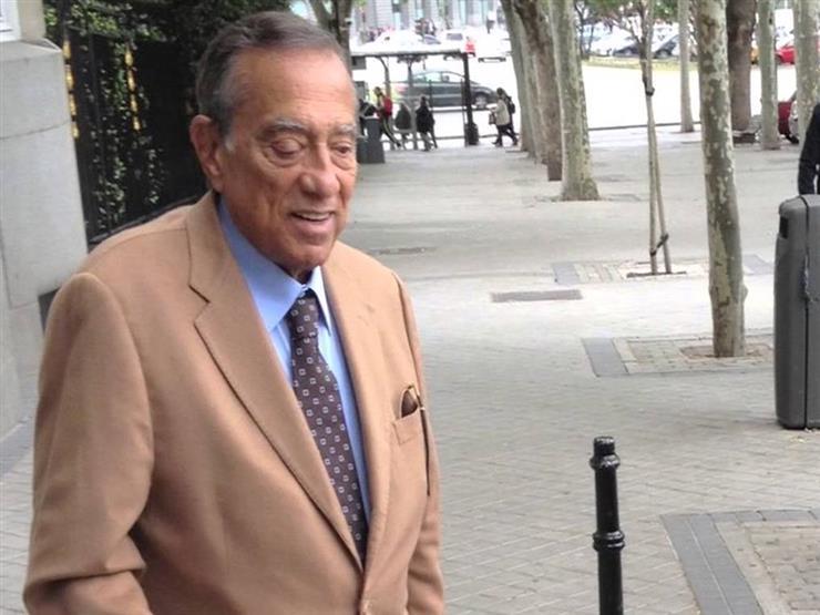 مصدر: أسرة حسين سالم مختلفة حول مكان دفنه.. وكان يتمنى الدفن في مصر