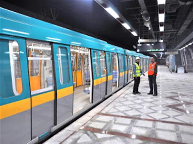 رئيس هيئة مترو الأنفاق تلقينا عروضا لتنفيذ المرحلة الأولى م...مصراوى