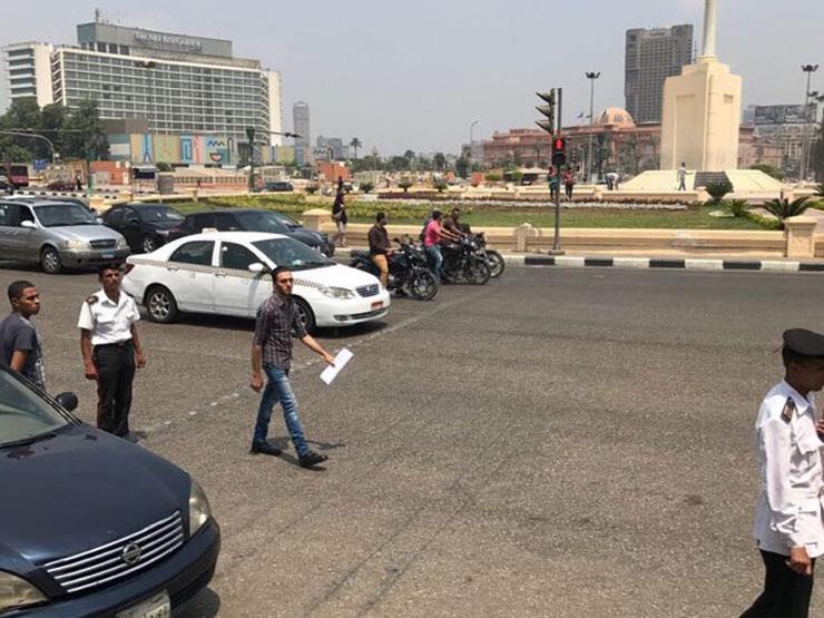 """24 ساعة انضباطا.. شوارع الجيزة دون مخالفات """"رادار"""""""