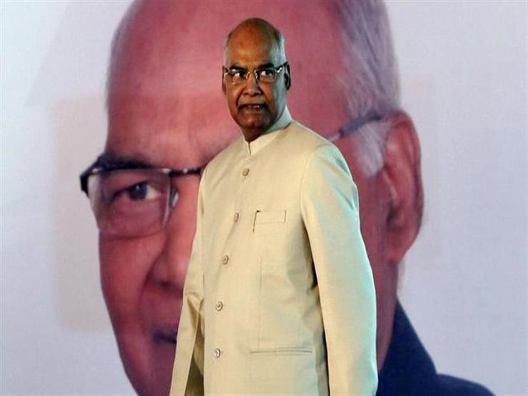 الرئيس الهندي الجديد يؤدي اليمين الدستورية