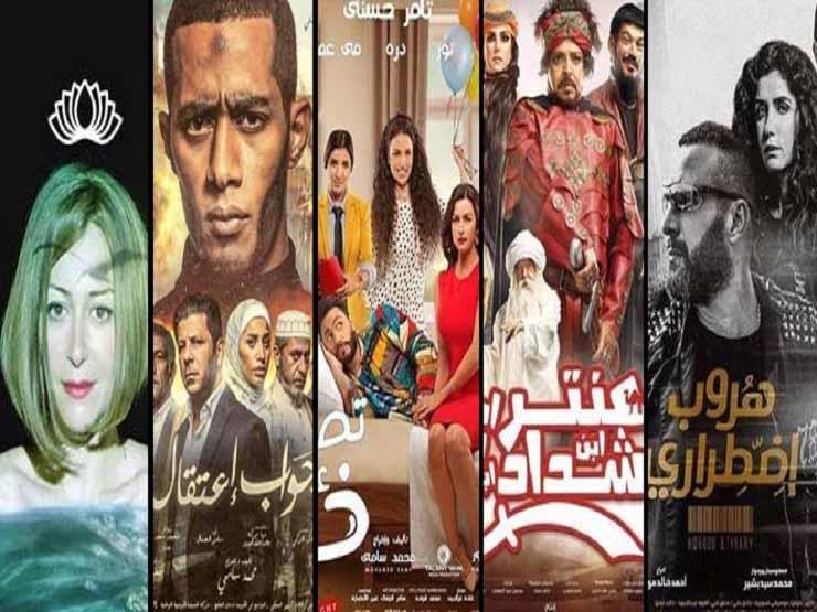 أساليب النجوم للدعاية لأفلام عيد الفطر.. تامر حسني في أمريكا