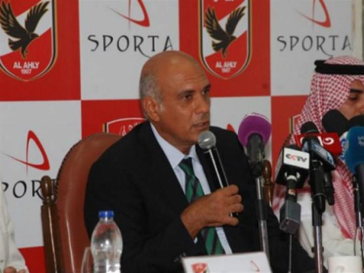 """عماد وحيد يهاجم مجلس الخطيب بسبب """"مسك"""": اعتادوا الإساءة لنا"""