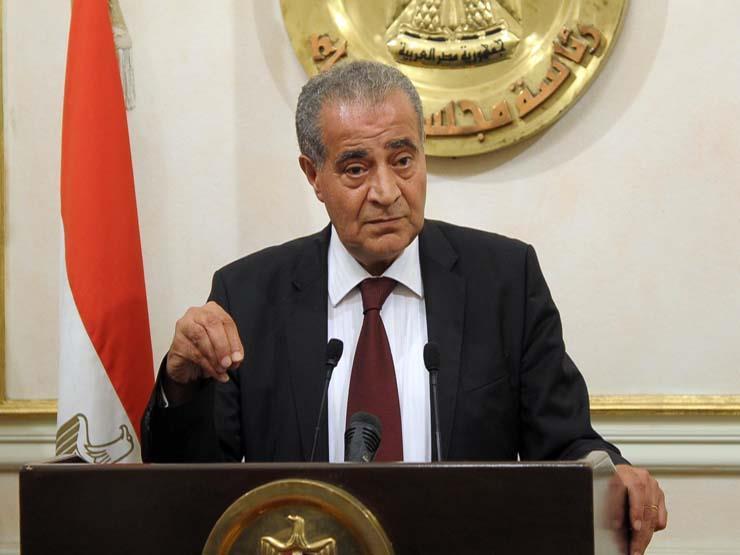وزير التموين: انتهاء موسم توريد القمح بنجاح واستلام 3  مليون و750 ألف طن