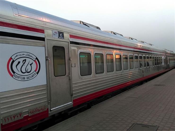التحقيق مع سائق قطار VIP بالأقصر لتجاوزه المحطة دون توقف