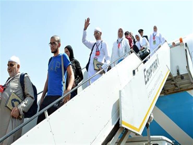 إقلاع ٢٤ رحلة من مطار القاهرة لنقل 3 آلاف معتمر إلى الأراضي المقدسة اليوم