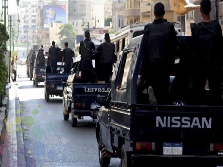 ضبط 33 قضية مخدرات في الجيزة ...مصراوى