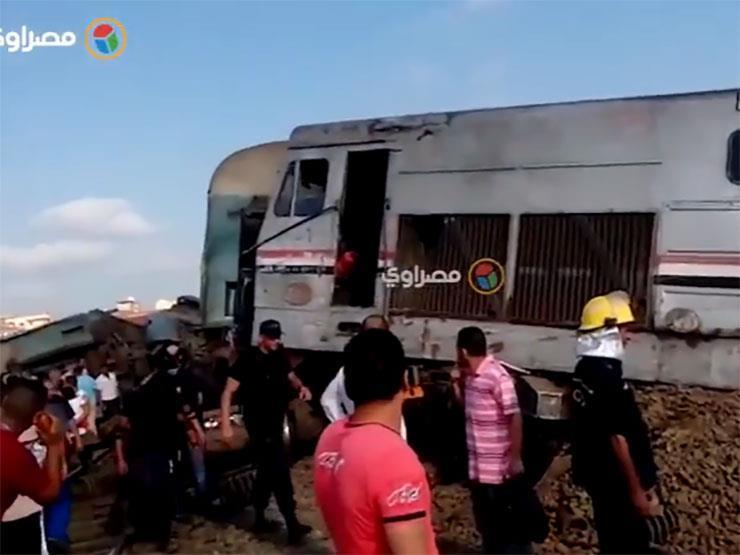 وفاة مسؤول بوزارة النقل أثناء مشاهدته جثث ضحايا حادث الإسكندرية