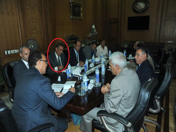من هو مستشار وزير النقل الذي توفي أثناء مشاهدة جثث تصادم قطاري الإسكندرية؟