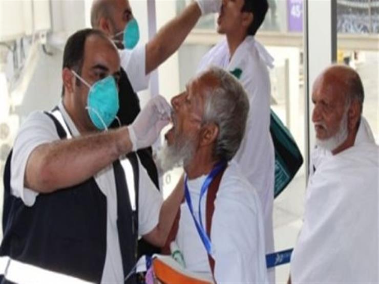 الصحة: البعثة الطبية للحج توقع الكشف على107 مصريين بمكة والمدينة