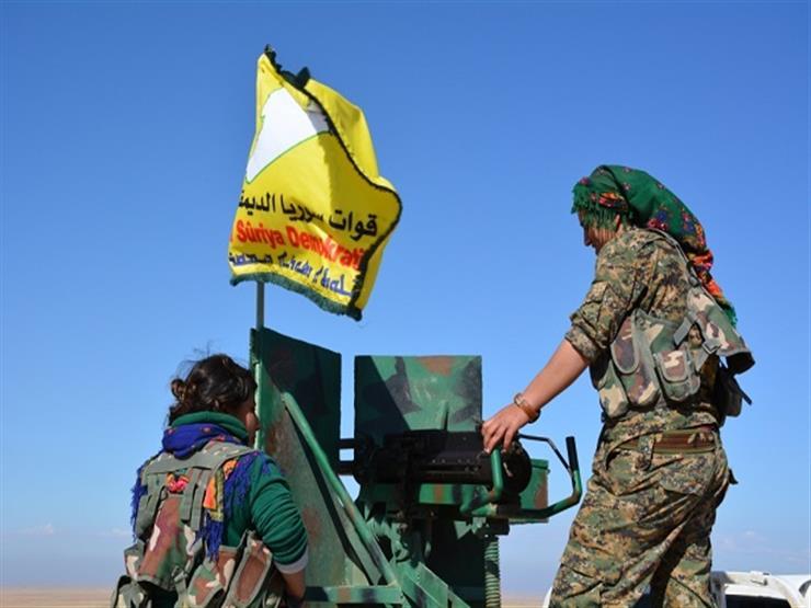 انشقاق قائد في قوات سوريا الديمقراطية وانضمامه للجيش الحر ...مصراوى