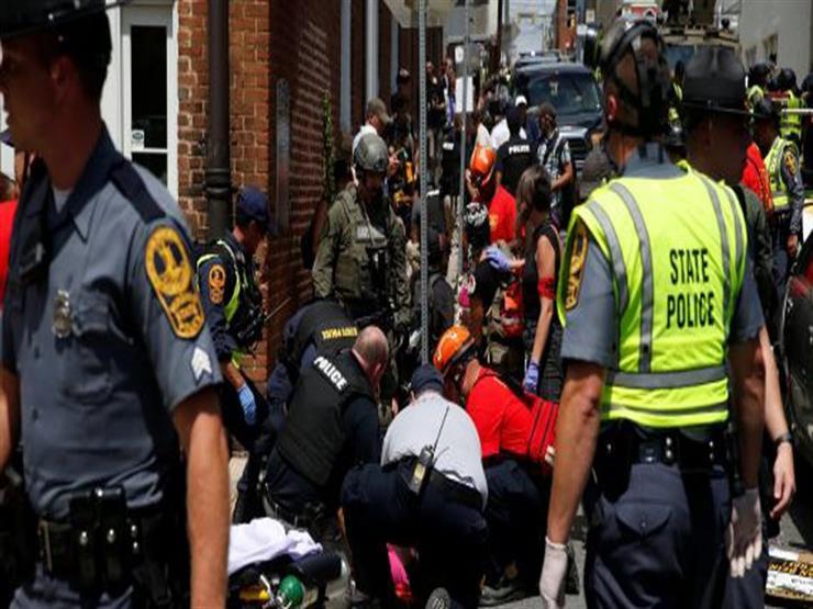 حاكم فيرجينيا: 3 قتلى في حادث الدهس ولا مكان هنا للنازيين الجدد