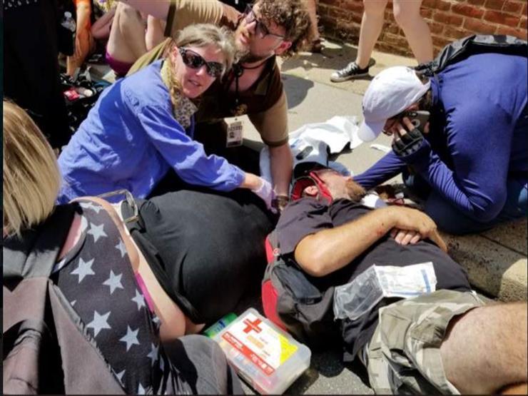 حاكم فرجينيا: حادث الدهس متعمد وأسفر عن سقوط 3 قتلى على الأقل