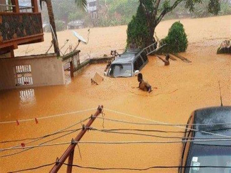 350 قتيلا جراء انهيارات طينية واسعة النطاق في سيراليون