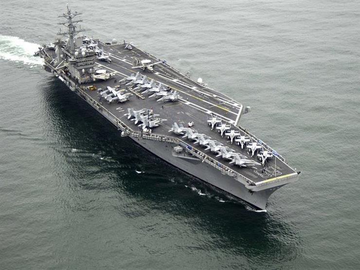 حاملة طائرات أمريكية تزور فيتنام الشهر المقبل
