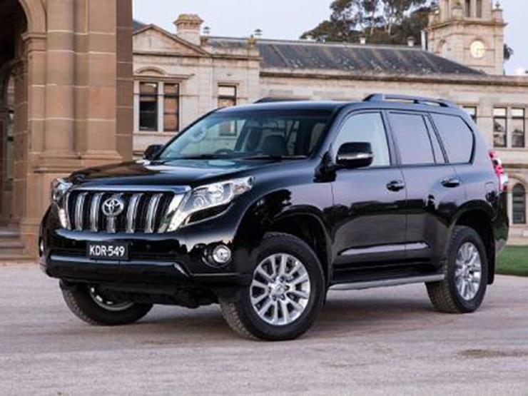 تويوتا تستحوذ على 78% من مبيعات سيارات الـ SUV-D  بمصر في 20...مصراوى