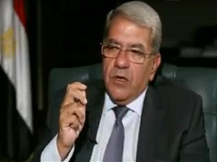 وزير المالية: أعاني من ارتفاع الأسعار في بيتي- فيديو...مصراوى