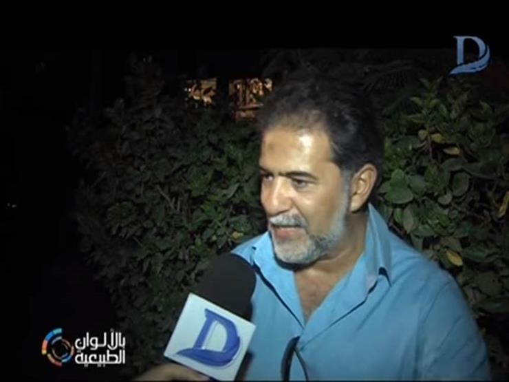 محسن محي الدين يكشف عن دوره في فيلم بث مباشر