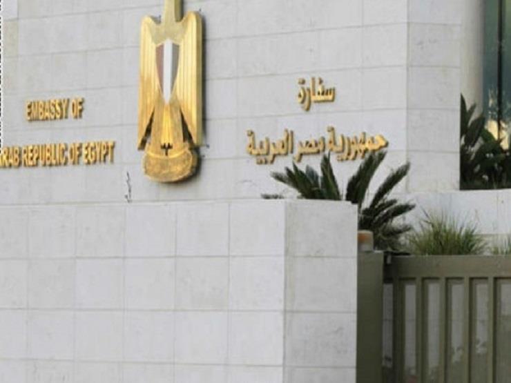 سفير مصر بعمان يبحث مع وزير العمل الأردني أوضاع الجالية المصرية