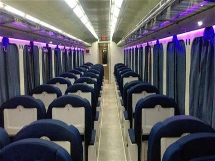 464dd425e بالفيديو- مواصفات ومواعيد قطار الصعيد الجديد