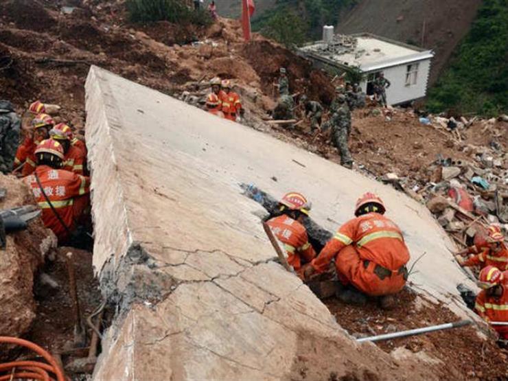 العثور على 6 جثث بعد انهيار أرضى في شمال غربي ماليزيا