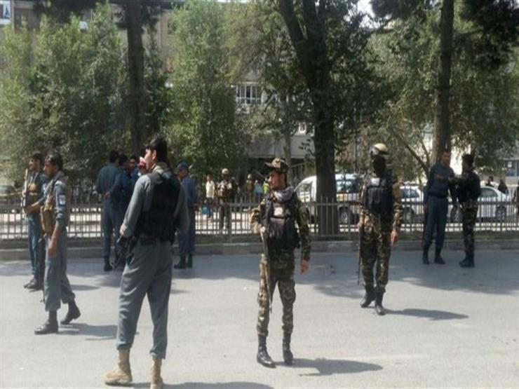 مقتل ما لا يقل عن 5 في انفجار أمام بنك في العاصمة الأفغانية كابول