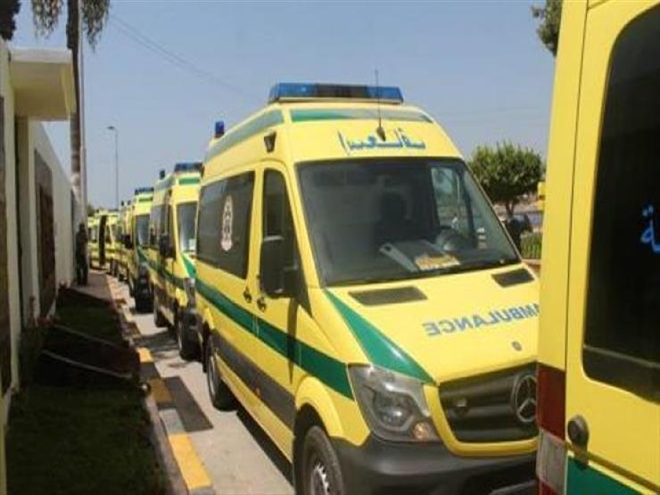 """""""إسعاف الدقهلية"""" تدفع بـ132 سيارة استعدادا للعيد"""