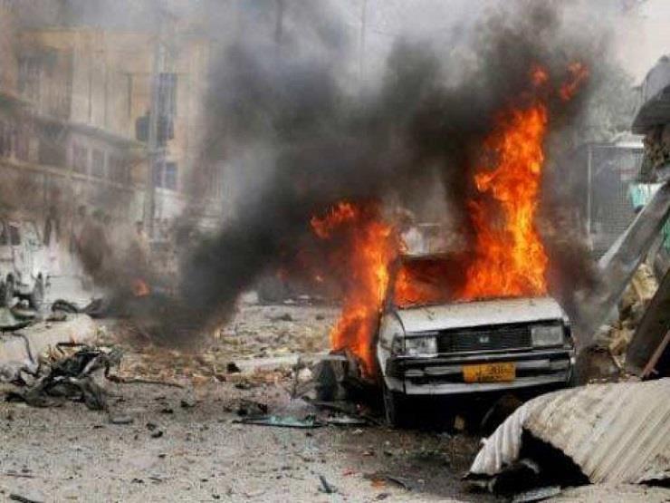إصابة شخصين في انفجار سيارة بالعاصمة العراقية بغداد