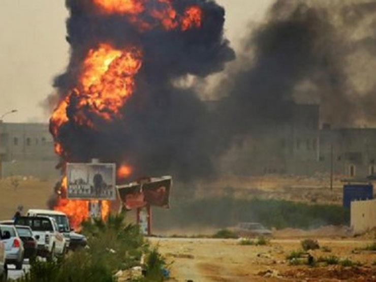 تفجير قرب مسجد جنوبي بنغازي شرقي ليبيا...مصراوى