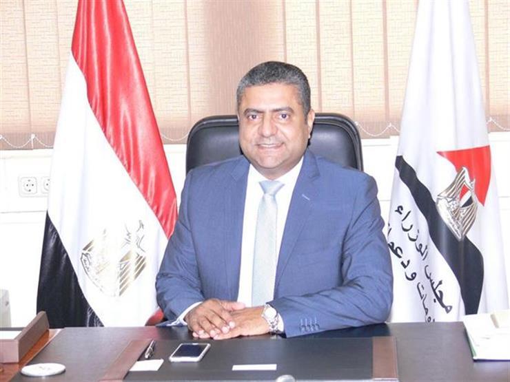 توزيع كتاب وصف مصر لعام 2017 على الوزراء والمحافظين...مصراوى