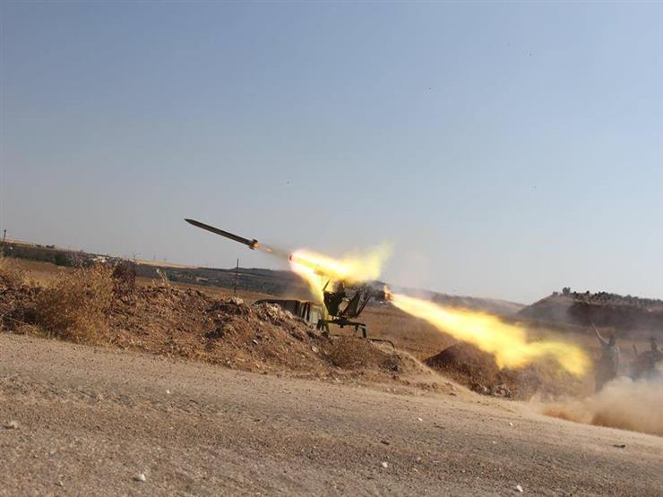 إيران تقصف مواقع على حدود اقليم كردستان العراق