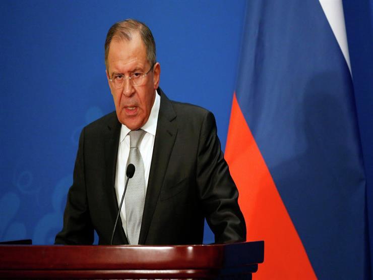 لافروف: روسيا تعتزم الرد بشدة على الإجراءات الأمريكية الأخيرة