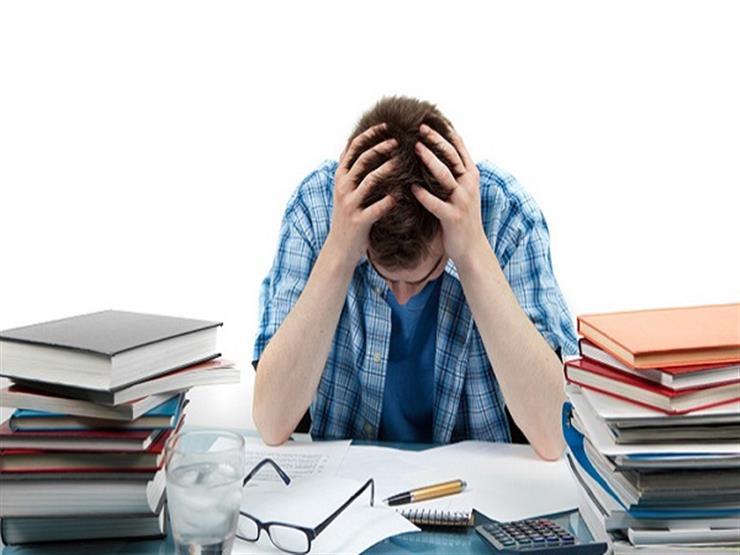 القليل من القلق قد يعرقل الطلاب عن إتمام دراستهم