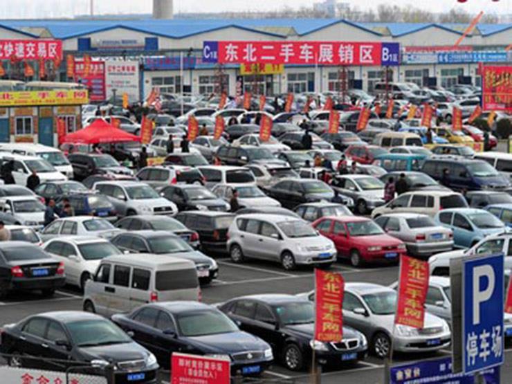 الدول العربية استوردت في 2016 سيارات صينية بـ26.5 مليار جنيه