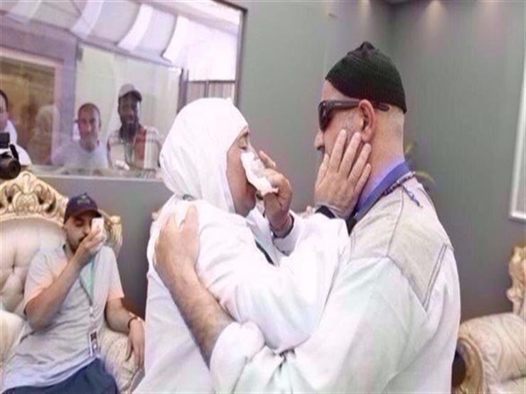1- الحج يجمع فلسطينية بشقيقها بعد فراق 15 عاما