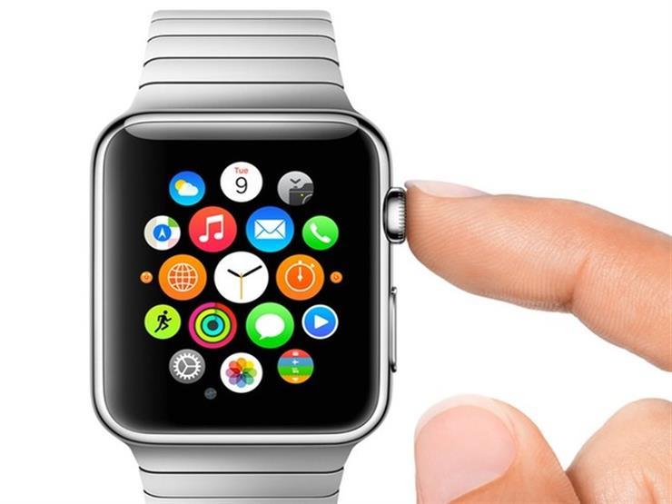 """""""آبل"""" تقدم ساعة جديدة تؤدي وظائف الهاتف المحمول"""