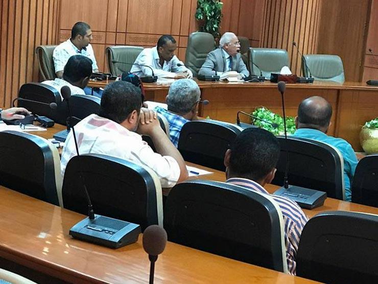 توجيهات حكومية بسرعة الانتهاء من تطوير مدخل بورسعيد
